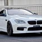 Xe thể thao BMW M6 mới độ Hamann khác biệt
