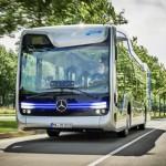 Trình làng xe Buýt tự lái tiên tiến bậc nhất Mercedes-Benz Future Bus