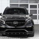 Ngắm chi tiết xe sang Mercedes GLE 63 AMG độ bởi TopCar
