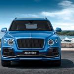 Ngắm xe siêu sang Bentley Bentayga độ bởi Startech