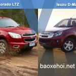 General Motors và Isuzu không hợp tác phát triển xe bán tải nữa