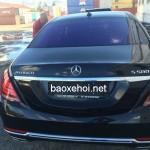 Xe siêu sang Mercedes Maybach S500 được báo giá bán 13 tỷ đồng