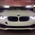 Xe sang cỡ nhỏ BMW 3-Series chạy điện ra mắt đầu năm 2018