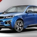 Ngắm chi tiết ảnh xe sang BMW i5 ra mắt năm 2019