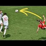 Top 20 bàn thắng đỉnh cao ở EURO 2016