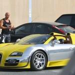 Choáng siêu xe Bugatti Veyron 3 triệu đô làm taxi Uber