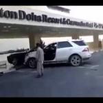 Tài xế bị bắt vì lái Mercedes đâm xe siêu sang Rolls royce ghost