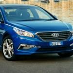 Hyundai Sonata 2017 bản nâng cấp giá 440 triệu đồng