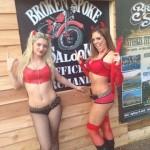 Những Biker nữ nóng bỏng trên đường đua Daytona