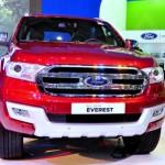 Ford Everest mới giá tăng lên 2 tỷ đồng ở Việt Nam
