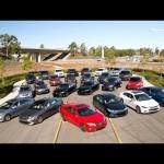Top 16 chiếc xe ô tô được đánh giá tốt nhất cho gia đình