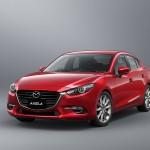 Ngắm chi tiết xe Mazda3 bản nâng cấp 2016 giá 370 triệu đồng