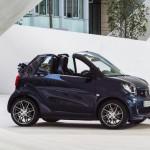 Smart Fortwo cabrio 2017 xe sang mui trần rẻ nhất thế giới