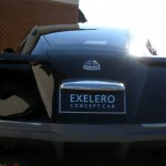 Xe siêu sang Maybach Exelero giá 176 tỷ đồng tái xuất trên phố