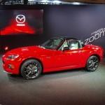 Mazda MX-5 đang tiệm cận gần hơn với cân nặng siêu xe