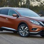 Xe điện Nissan Murano Hybrid 2016 âm thầm ra mắt