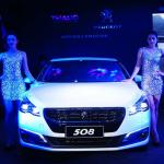 Peugeot bán được 500 xe ở Việt Nam 6 tháng đầu năm 2016