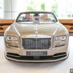 Rolls-Royce Dawn ra mắt tại Đông Nam Á giá rẻ nhất từ 22 tỷ đồng