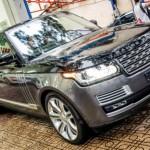 Đánh giá xe siêu sang Range Rover SVAutobiography giá 12 tỷ đồng