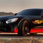 Siêu xe Mercedes-AMG GT R là diễn viên phim Transformers