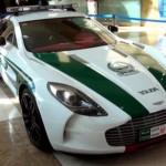 Top 10 siêu xe đỉnh cao của cảnh sát Dubai