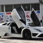 Nông dân chịu chơi mua siêu xe Lamborghini để kéo dê