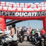 Hơn 5000 siêu xe xuất hiện tại Ducati Week 2016