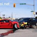 Loạt siêu xe Ferrari bị tai nạn và hư hỏng nặng nề