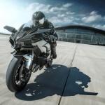 Siêu xe mô tô Kawasaki H2R mạnh ngang bugatti veyron ?