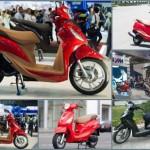 SYM giảm giá 1 số dòng xe tay ga hạng sang ở Việt Nam