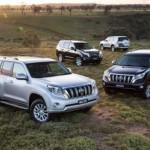 Toyota Prado giá rẻ chào mừng đạt mốc 250.000 chiếc tại Úc