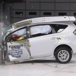 5 trường hợp dùng để thử độ an toàn của xe khi va chạm