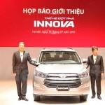 Xe gia đình Toyota Innova 2016 chốt giá 793 triệu đồng ở Việt Nam