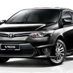 Giá bán mới của xe Toyota từ ngày 1/7/2016