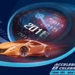 Triển lãm xe Vietnam Motor Show 2016 diễn ra từ ngày 5/10