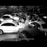 Nhóm trộm liều lĩnh bị điều tra vì ăn trộm nhiều ô tô một lúc