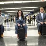 Xuất hiện vali Modobag có khả năng di chuyển như ô tô
