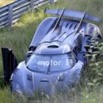 Siêu xe Koenigsegg One:1 giá 44 tỷ đồng tai nạn do mất lái