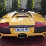 Siêu xe Lamborghini Murcielago mui trần độc nhất Việt Nam tái xuất