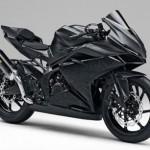 Ấn định ngày ra mắt xe Honda CBR250RR 2016 mới
