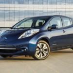 Xe điện Nissan Leaf được ưa chuộng tại Na Uy