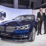 Ra mắt xe sang BMW 7-Series iPerformance hybrid
