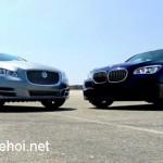 Xe Jaguar Land Rover mượn động cơ V8 của BMW