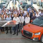Xe sang Audi Q2 bắt đầu sản xuất và nhận đơn đặt hàng