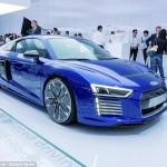 Hãng Audi sẽ có 3 xe điện hoàn toàn mới đến hết năm 2020