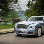 Sắp có xe siêu sang Bentley chạy điện