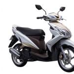 Giá bán xe máy Yamaha tháng 7/2016