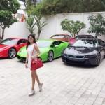 Dàn siêu xe 200 tỷ đồng của thiếu gia Phan Thành