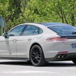 Ngắm chi tiết xe sang Porsche Panamera thế hệ mới 2017