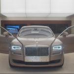 Từ hôm nay Rolls royce Ghost 2016 có giá bán từ 40 tỷ đồng